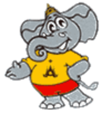 1998 Asian Games - Image: 13th asiad mascot