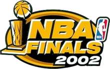 e7eb8baab 2002 NBA Finals - Wikipedia