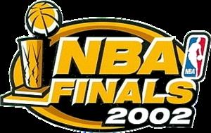 2002 NBA Finals - Image: 2002NBAFinals