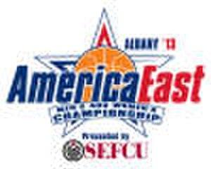 2013 America East Men's Basketball Tournament - 2013 America East Tournament logo