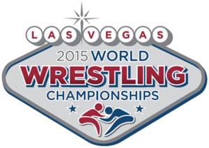 2015 World Wrestling Championships - Image: 2015 World Wrestling Championships logo
