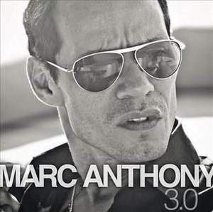 3.0 (Marc Anthony album) - Image: 3.0 (Marc Anthony album cover art)