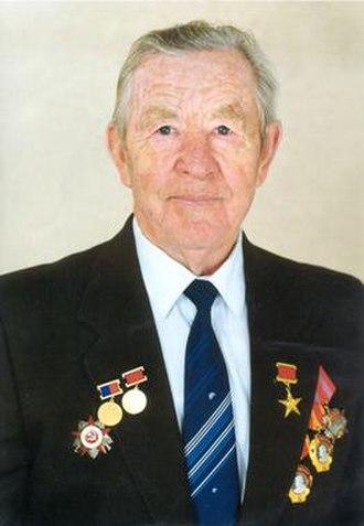 Nikolay Mikhaylovich Afanasyev - Image: A portrait of Nikolay Mikhaylovich Afanasyev
