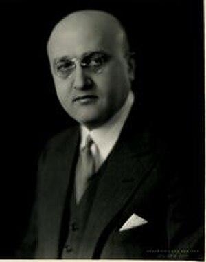 Albert M. Greenfield - Image: Albert M. Greenfield