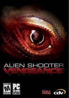 <i>Alien Shooter: Vengeance</i> video game