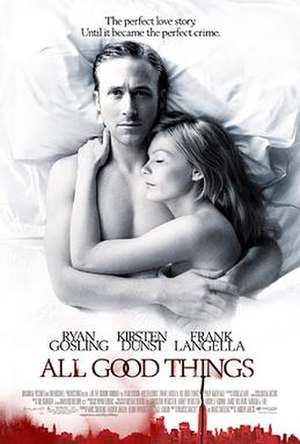 All Good Things (film) - Image: All Good Things poster