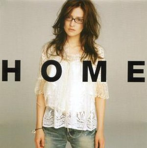 Home (Angela Aki song) - Image: Angela aki home single 1