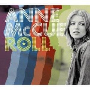 Roll (Anne McCue album) - Image: Annemccueroll