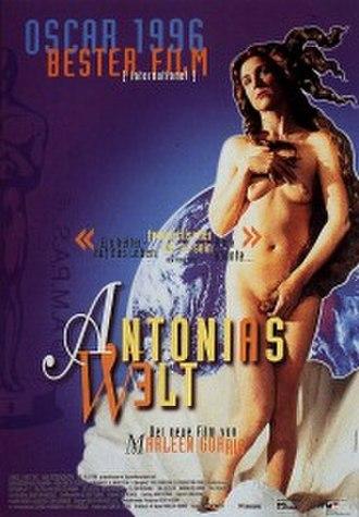 Antonia's Line - German poster