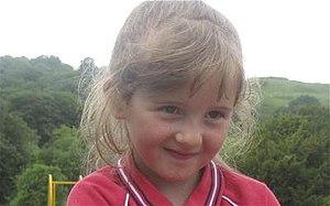 Murder of April Jones - Image: April Jones
