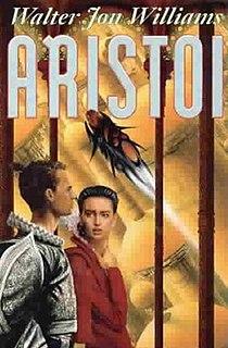 <i>Aristoi</i> (novel) book by Walter Jon Williams