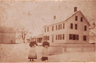 Greenville, Rhode Island - Image: Arthur Steere House
