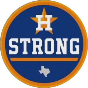 2017 Houston Astros season - The Astros wore a patch during the 2017 season in support of Hurricane Harvey victims in Houston