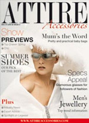 Attire Accessories - Cover of Attire Accessories magazine