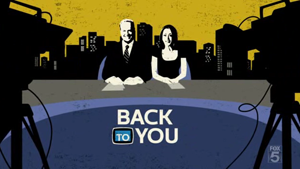 Back to You (TV series) - Title card