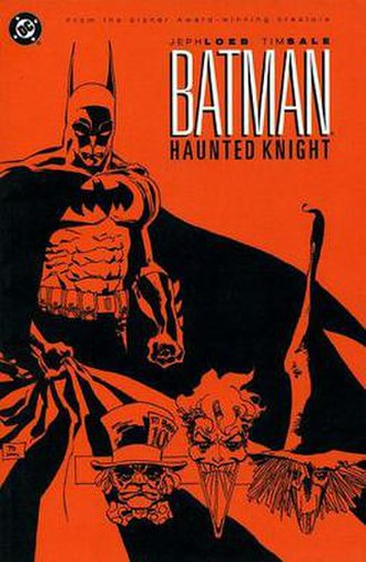 Batman: Haunted Knight - Image: Batman Haunted Knight cover