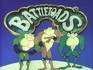 Battletoads - Title card