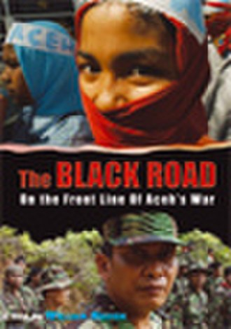 The Black Road - The Black Road promotional poster