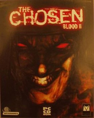 Blood II: The Chosen - Image: Blood 2 cover