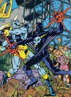 Bolt Dc Comics Wikipedia