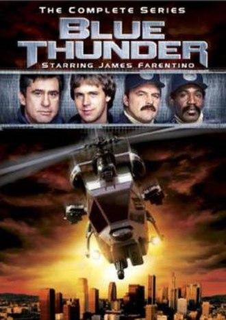 Blue Thunder (TV series) - DVD cover