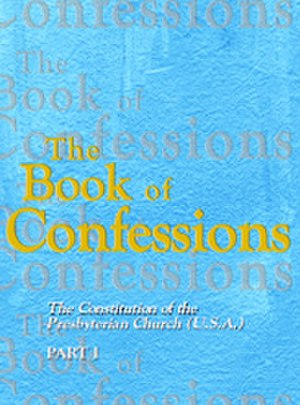 Book of Confessions - Image: Book of Confessions