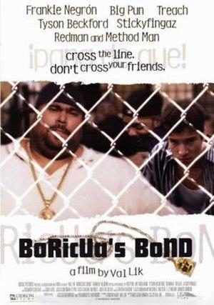 Boricua's Bond - Theatrical release poster