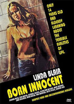 "Born Innocent (film) - ""Born Innocent"" DVD cover"
