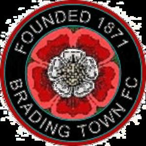Brading Town F.C. - Image: Brading Town F.C. logo