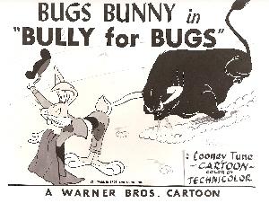 Bully for Bugs - Lobby card