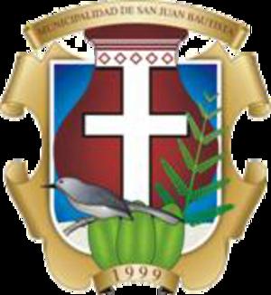 San Juan Bautista District, Maynas - Image: COA San Juan Bautista District in Maynas Province