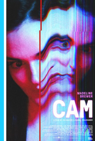 Cam (film) - Official poster