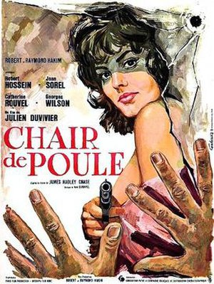 Chair de poule - French theatrical release poster