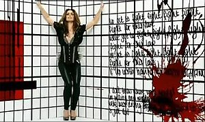 Fight for This Love - Image: Cheryl Cole Fight for This Love (video snap)
