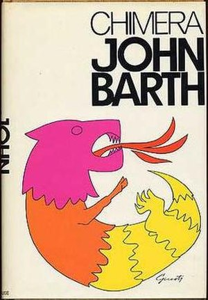 Chimera (Barth novel) - First edition dustcover