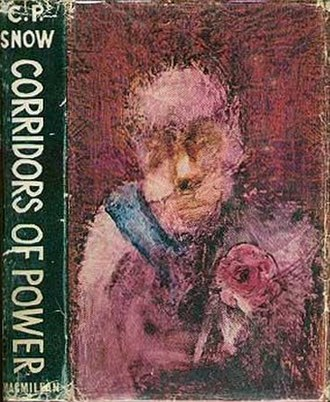 Corridors of Power (novel) - Image: Corridors Of Power
