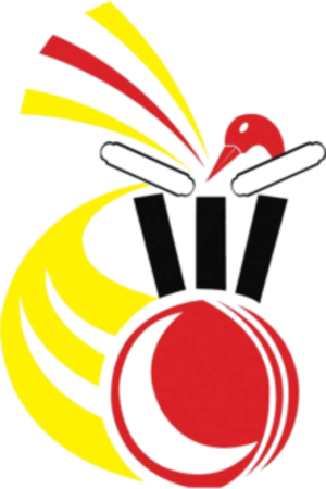 Papua New Guinea national cricket team - Image: Cricket PNG logo