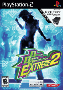 Dance Dance Revolution Extreme 2 cover art.png