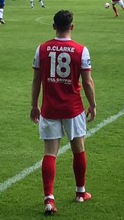 Dean Clarke (Irish footballer) Irish footballer