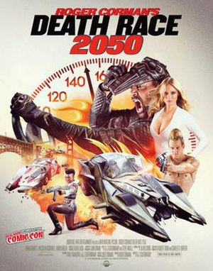 Death Race 2050 - Image: Death Race 2050