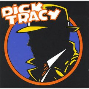 Dick Tracy (soundtrack) - Image: Dick Tracy soundtrack