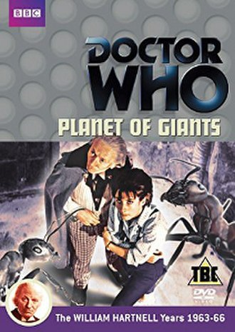 Doctor Who (season 2) - Cover art of the Region 2 DVD release for first serial of the season