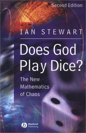 Does God Play Dice? - Second edition cover