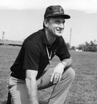 Eddie Crowder - As head coach at Colorado