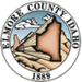 Seal of Elmore County, Idaho