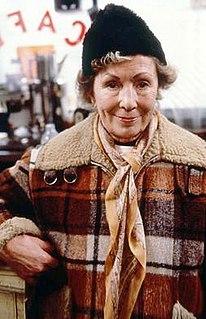 Gretchen Franklin English actress (1911-2005)