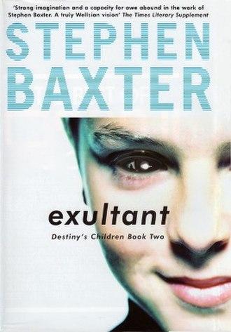 Exultant (novel) - First edition