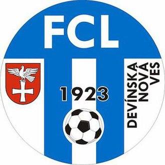 FK Lokomotíva Devínska Nová Ves - Image: FK Lokomotiva