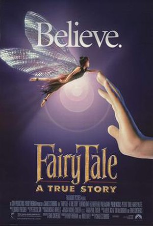 FairyTale: A True Story - North American theatrical release poster