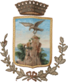 Coat of arms of Falconara Albanese